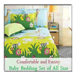 Unique Baby Bed Sets from Babybedsets.net
