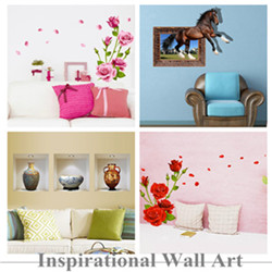 Inspirational Wall Decals  from inspirationalwallart.org